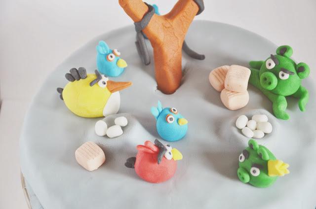 urodziny w stylu angry birds 2