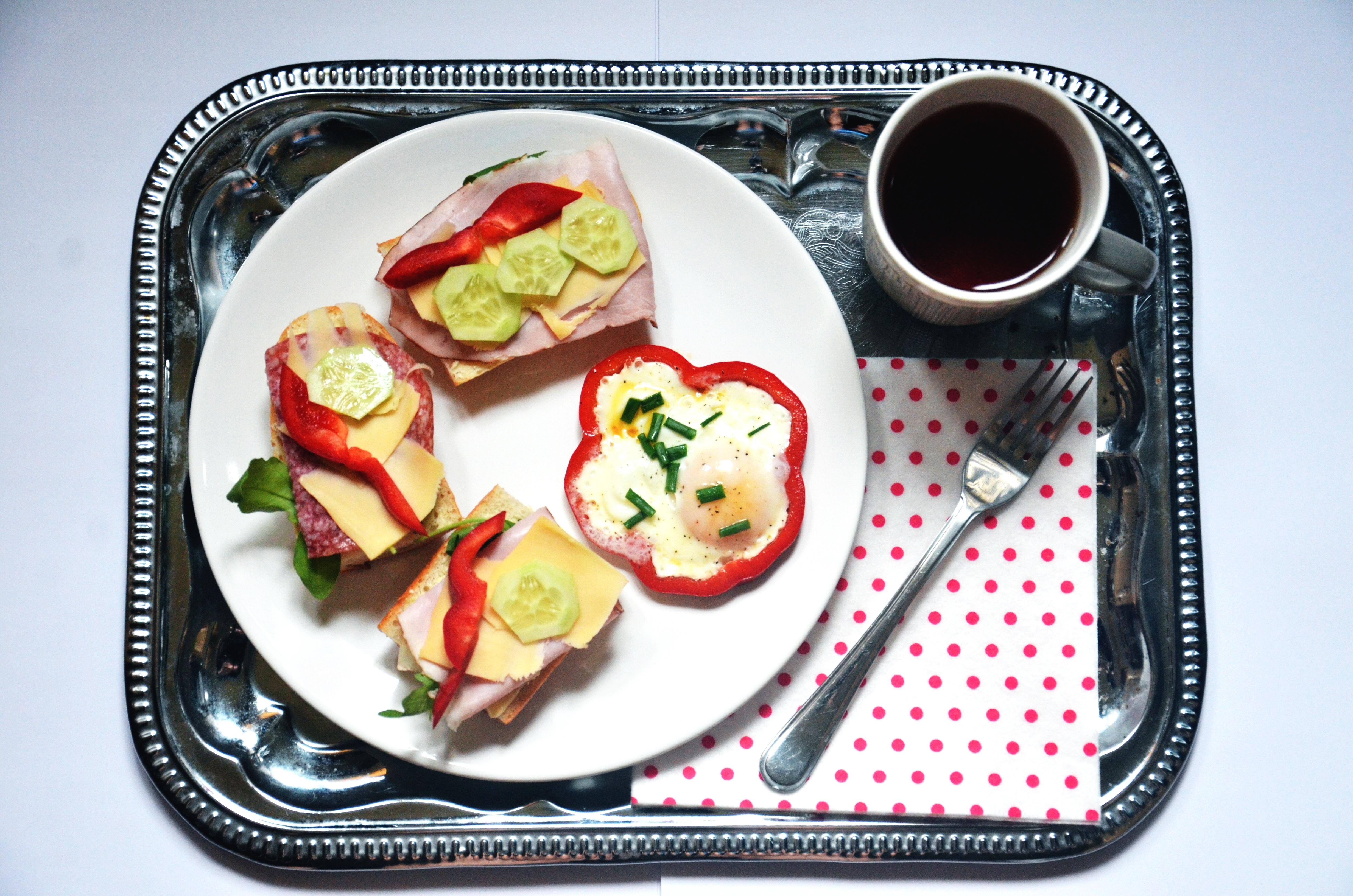 śniadanie do łóżka 7