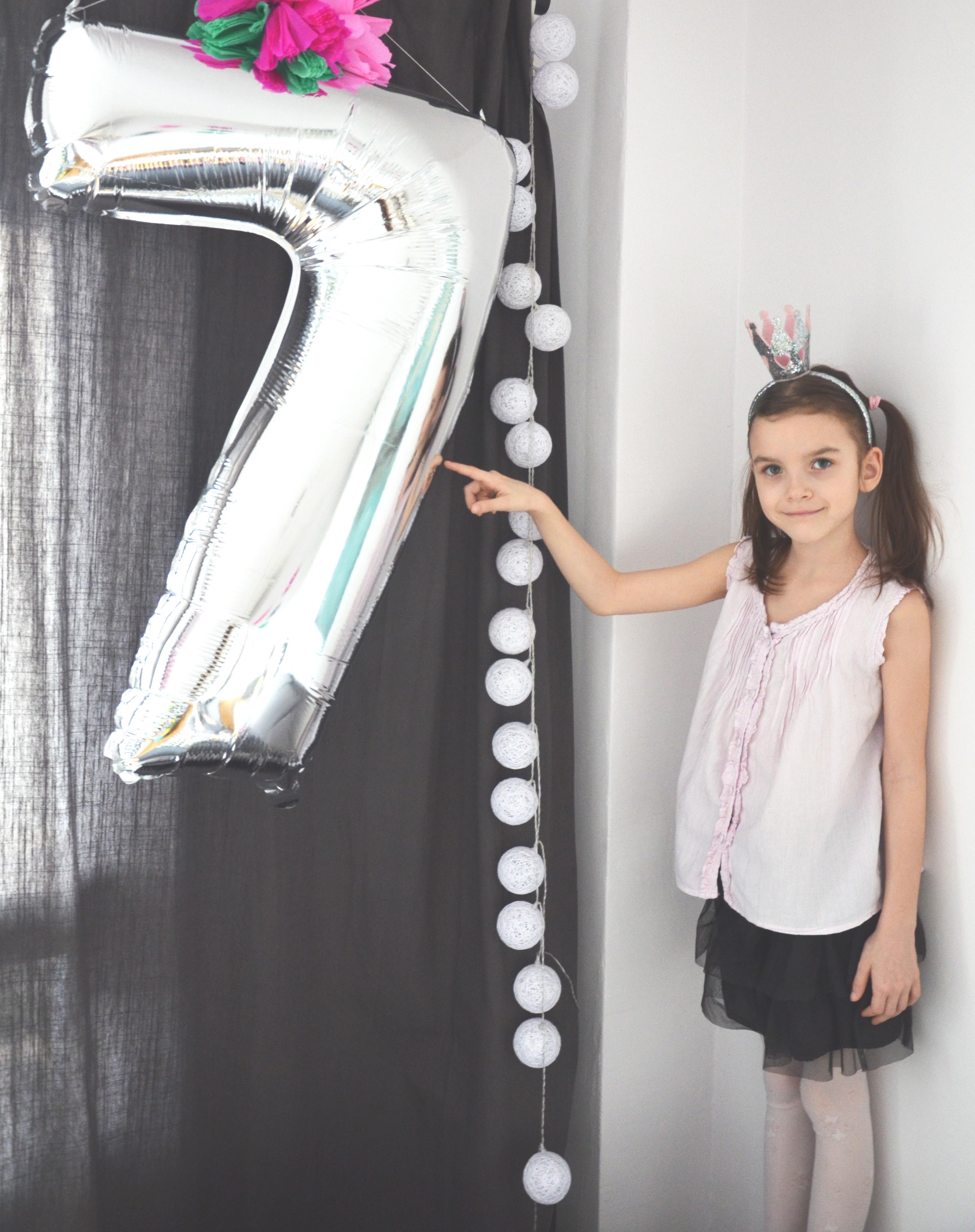 7 urodziny 8