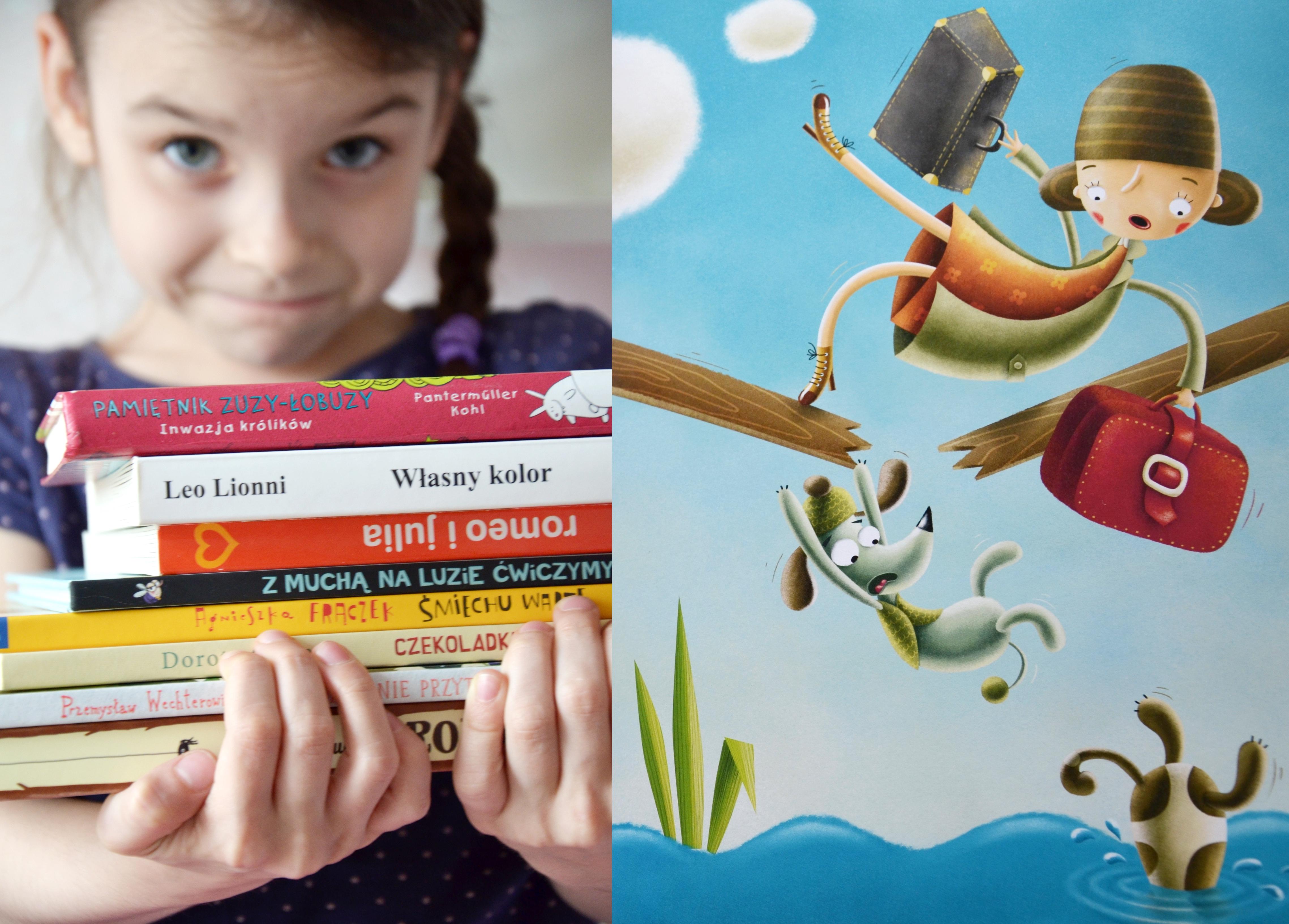 książki dla dzieci 34-horz