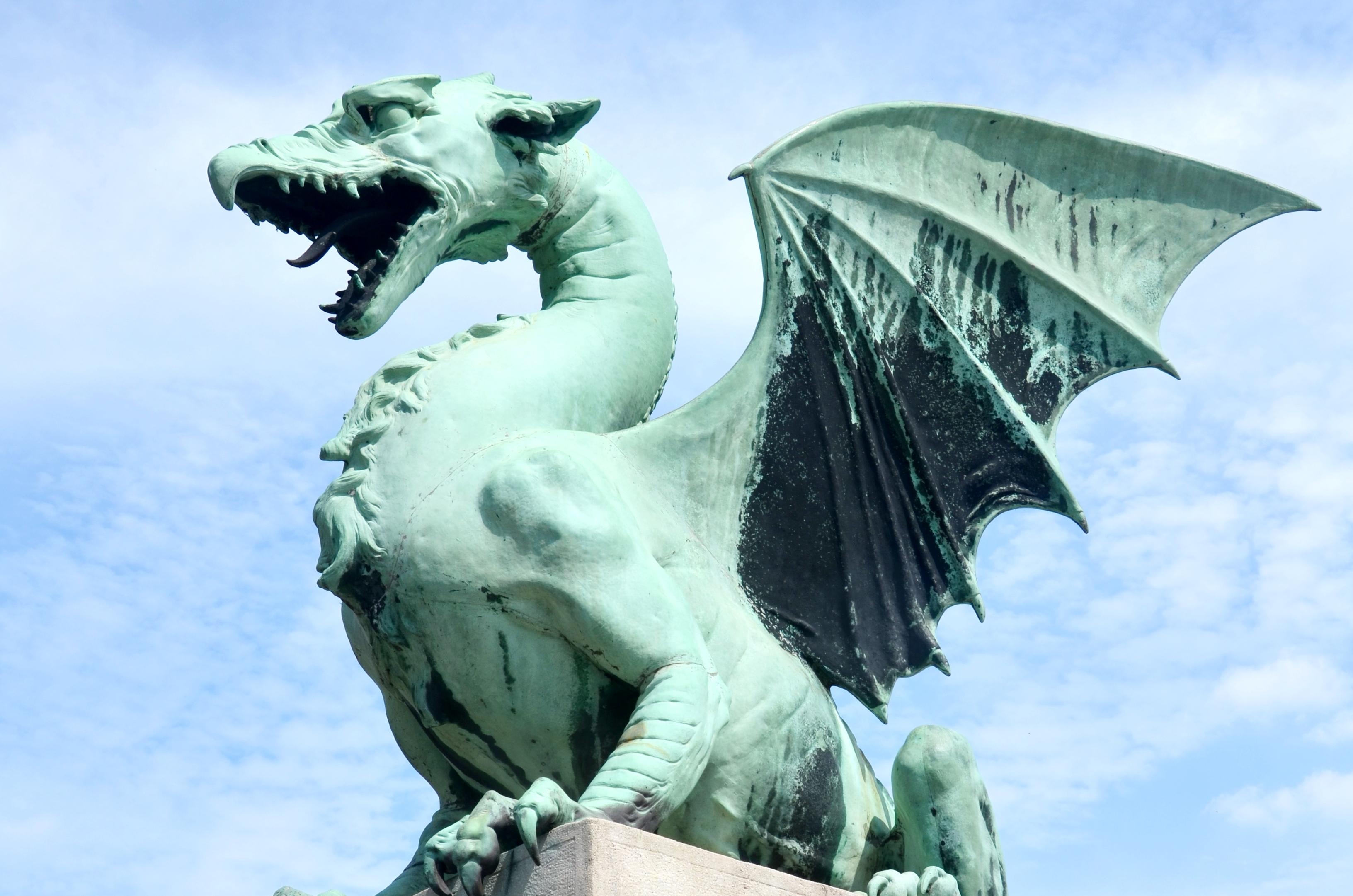 Lublana dragon