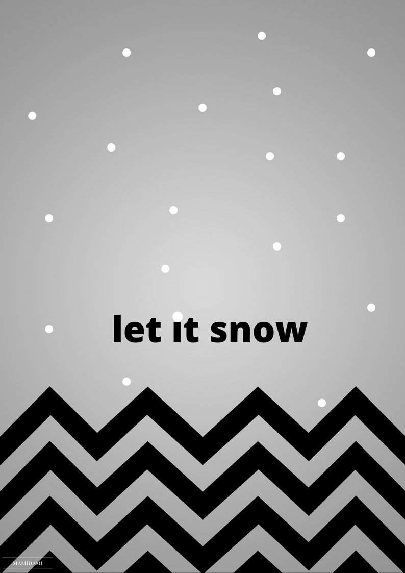let-it-snow-chevron