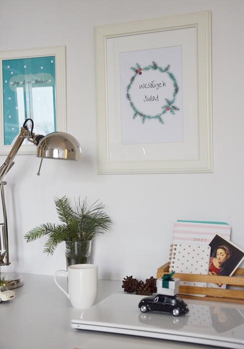 Dekoracje świąteczne Epizod 2 Plakaty Do Druku Mamidami