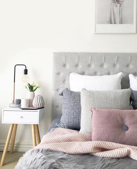 sypialnia w stylu skandynawskim 4