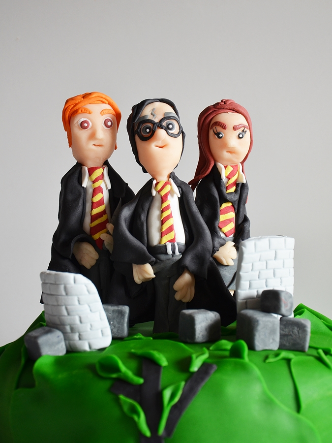tort Harry Potter 4