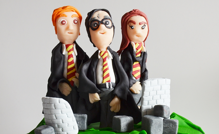 tort Harry Potter 1