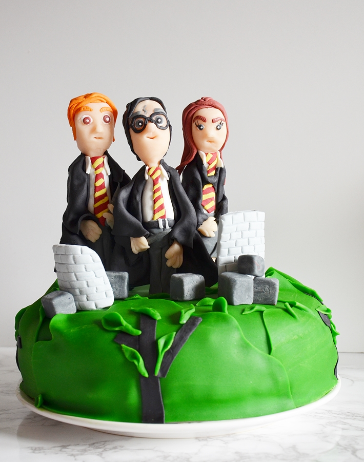 tort Harry Potter 2