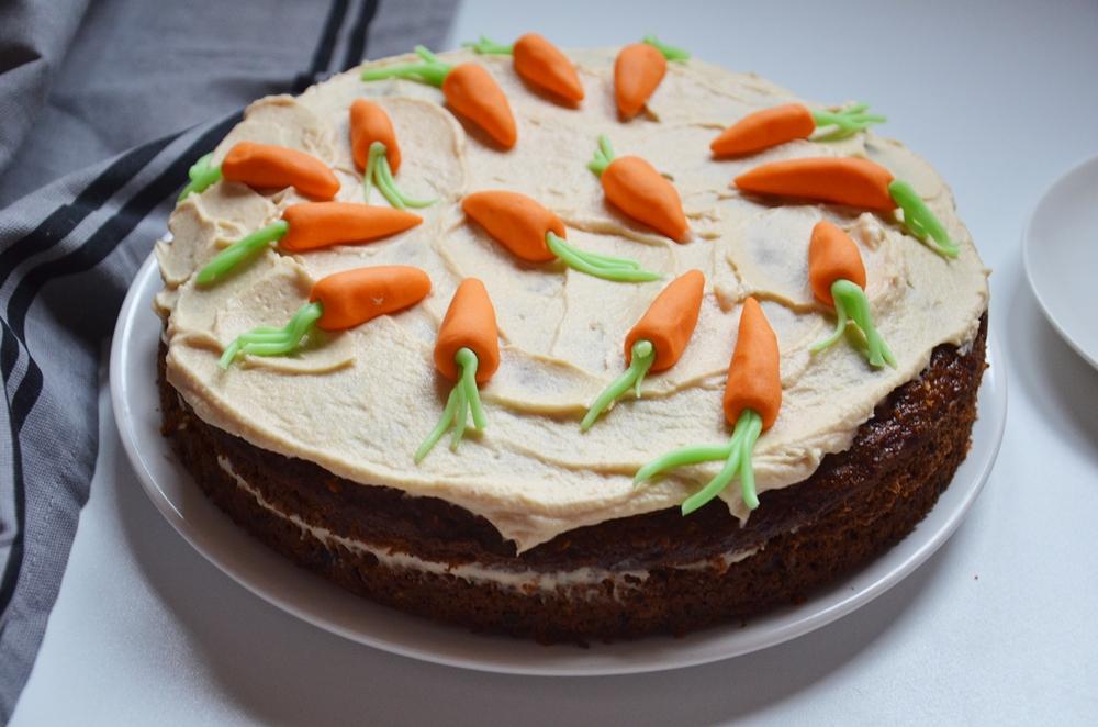 ciasto marchewkowe 5