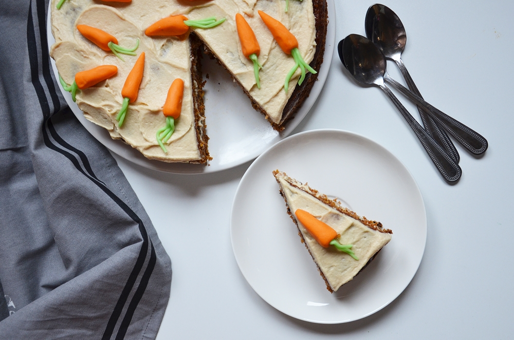 ciasto marchewkowe 1